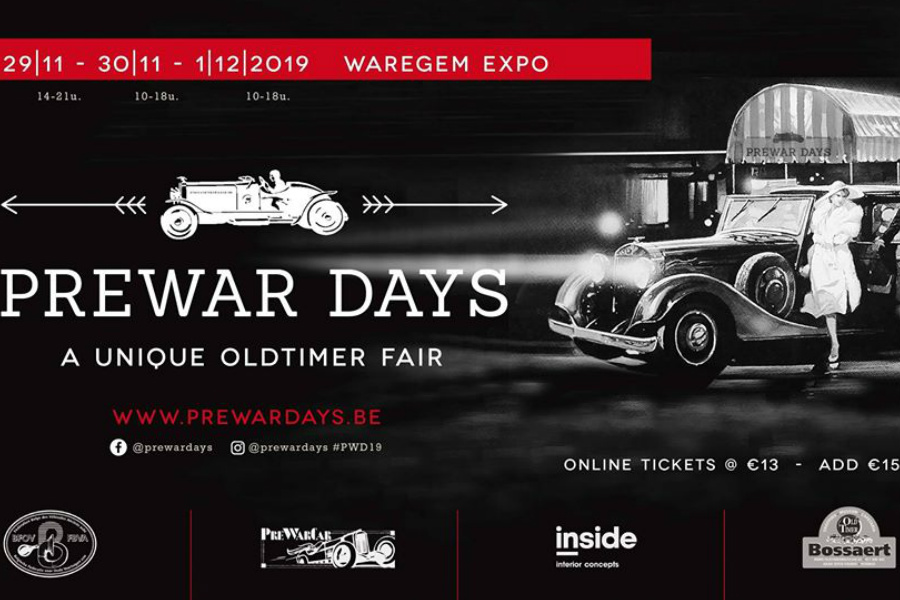 AUTOMOTIVE MUSEUMS, AND PREWAR DAYS EXHIBITION