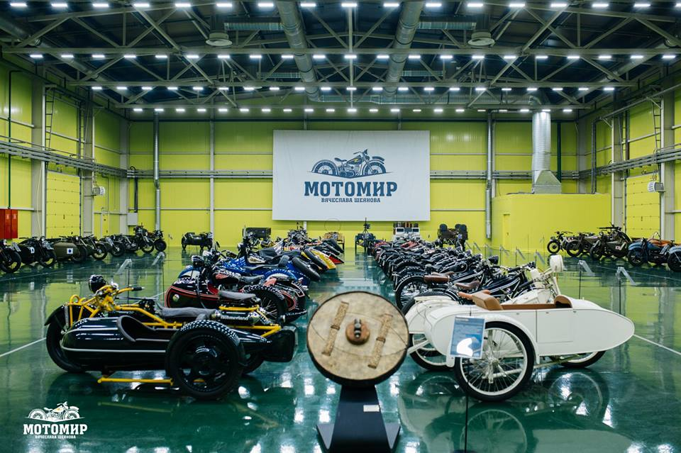 MOTORWORLD by V.Sheyanov