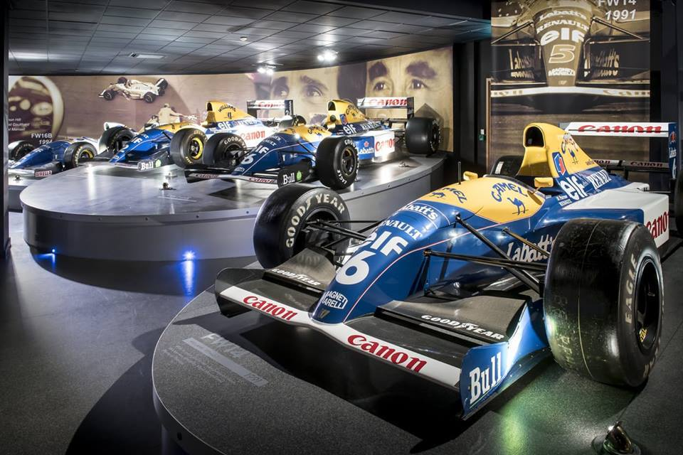 WILLIAMS HERITAGE COLLECTION